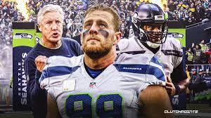 Watt and packers cb ka'dar hollman. Blockbuster Trade The Seahawks Must Offer The Texans For Jj Watt