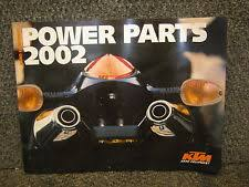 2018 ktm powerparts catalog. fine ktm ktm hard equipment 2002 power parts catalogue book oem racing rare k t m  catalog throughout 2018 ktm powerparts catalog s