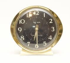 vintage big ben wind up clock by westclox alarm desk clock 1964 canada