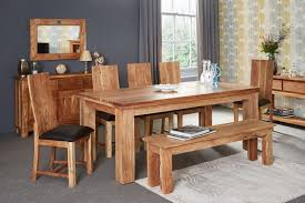 rustic oblong dining room tables for 6 acacia dining table large rustic with chairs tables on