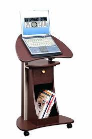 rolling office cart rolling standing desk standing desk rolling adjule laptop cart rolling standing computer desk