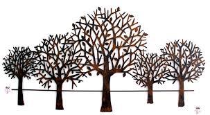 tree of life metal wall art australia