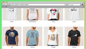 Make Your Shirt 22 Best Places To Sell Your Custom T Shirts Online