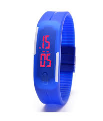 hala rubber magnet led sport digital watch for boys men girls hala rubber magnet led sport digital watch for boys men
