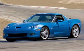 2008 Chevrolet Corvette Z06 | Comparison Tests | Comparisons | Car ...