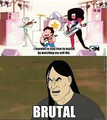 "brutal steven | ""That's Brutal"" 