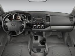 Image: 2010 Toyota Tacoma 4WD Reg I4 MT (Natl) Dashboard, size ...