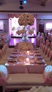 A stylish sweet 16 table setup [ BookingEntertainment.com ] #Sweet16  #events #