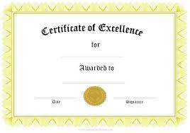 Certificate Of Achievement Templates Free Custom Merit Certificate Templates Template Award Gocreatorco
