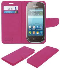 Samsung Rex 90 S5292 Mobile Cover Pink ...