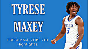 Tyrese Maxey - Freshman Highlights ...