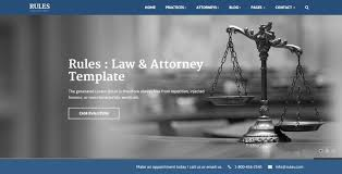Law Templates 19 Best Lawyer Website Templates Free Premium Themes Free