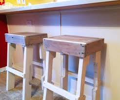 pallet bar stools. rustic pallet bar stools benches, chairs \u0026 stoolspallet home accessories u