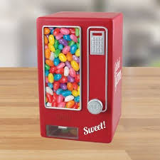 Sweet Vending Machine Simple RETRO MINI SWEET Vending Machine Children'S Jelly Bean Candy