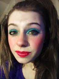 80 s makeup by elegant elf art