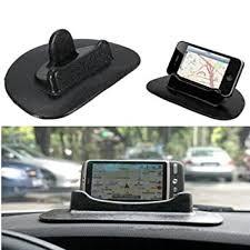 <b>Car Dashboard Phone</b> Holder Pad Anti Slip Sticky Stand: Amazon.in ...
