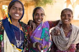 New Light India Volunteer In Rural India Menstruation Is A Challenge For Gender
