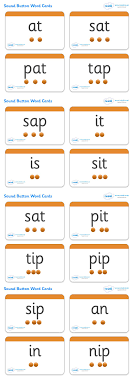 Printable phonics worksheets for kids. Phase 2 Sounds Button Word Cards Pop Over To Our Site At Www Twinkl Co Uk And Check Out Our Lovely Letters And Phonics Flashcards Phonics Words Phonics Cards