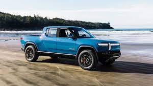 Rivian R1T, R1S, delivery van to New ...