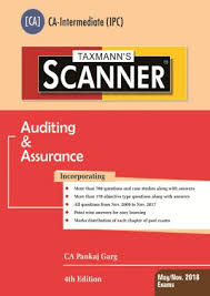Pankaj Garg Audit Charts Nov 2018 Scanner Auditing Assurance For Ca Ipcc By Pankaj Garg