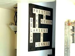 large decorative wooden letters large wooden letters for wall large wall mounted letters impressive large wood