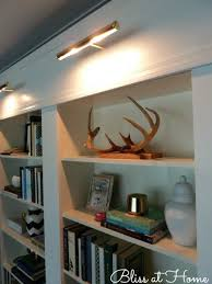 shelf lighting ikea. Ikea Shelf Lighting. Billy Bookcase Library Wall Lights On Remote Over Lighting L S