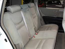 2003 toyota highlander genuine leather seat covers