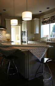 island lighting kitchen contemporary interior. Lighting:Kitchen Decor Idea With Island Using Granite Top And Stupendous Pendant Lighting Ideas 100 Kitchen Contemporary Interior