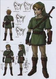 Link Costume Pattern