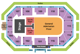 2 Tickets Toby Keith 9 7 18 Scheels Arena Fargo Nd