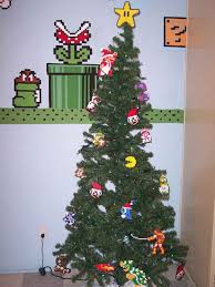 Itu0027s A Very Mario Christmas Super Mario Christmas Tree