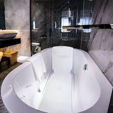 pvc foamed bathtub universal hollowable hanging drying pillow er antiskid bathtub mat pillow cushion non