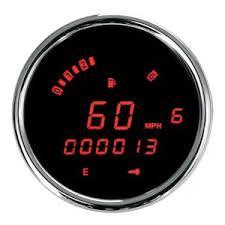 motorcycle gauges & gauge kits revzilla Super Tach 2 Wiring Diagram at Dakota Digital Motorcycle Tachometer Wiring Diagram
