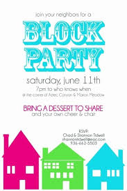 Block Party Flyers Templates Fresh Block Party Flyer Template Free Audiopinions
