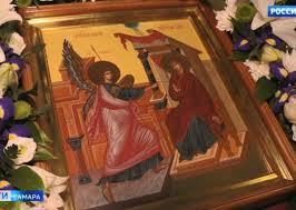 Сегодня православные верующие празднуют Благовещение Пресвятой Богородицы –  Новости Самары и Самарской области – ГТРК Самара