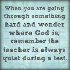 Test Inspirational 40x40 Art Print Spiritual God Faith Love New Spiritual Uplifting Quotes