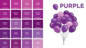 Shades Of Purple Colour Chart Holy Adornment Boutique In 2019 Shades Of Purple Chart