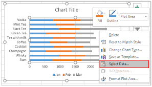 How To Reverse Order Of Items In An Excel Chart Legend