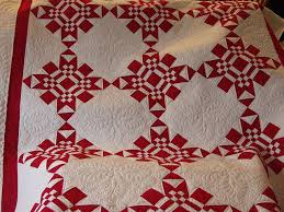 382 best Red and White quilts images on Pinterest | Red, Blue ... & Red and White by Jessica's Quilting Studio, via Flickr Adamdwight.com
