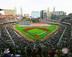 Atlanta Braves Suntrust Park Seating Chart Amazon Com Atlanta Braves Suntrust Park 2017 Stadium Photo