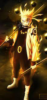 Naruto wallpaper extension: Naruto