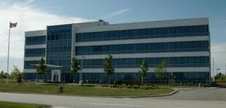 office building front. Contemporary Office Gennum Office Building Front Elevation For Building L