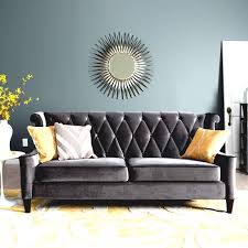 exquisite gray couch velvet covers for two seater on yellow fl rugs as well wall living