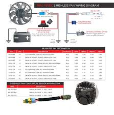spal wiring diagram snow performance wiring diagram \u2022 wiring how to wire a fan relay hvac at Spal Fan Wiring Diagram