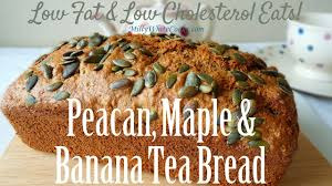 2 incorporate walnuts and fatty fish into your daily diet. Banana Nut Maple Tea Bread Easy Low Fat Low Cholesterol Diet Recipe Best Heart Healthy Cakes Youtube