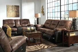 ashley sofa recliner signature design by reclining living room set includes reclining sofa reclining signature design