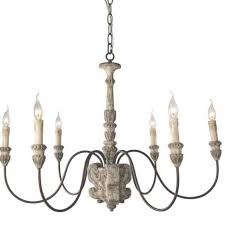 catania vintage french country wood chandelier designs