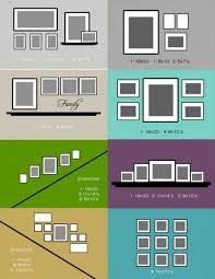 78 Layouts for Hanging Photographs and Artworks on Empty Walls Like a Pro