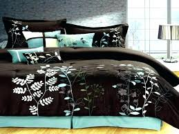 blue and brown bedspreads blue brown comforter set brown comforter set king brown comforter set chocolate