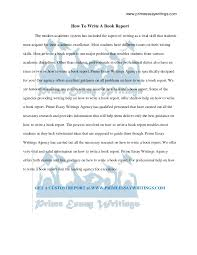 how to write a book report prime essay writings starting pg